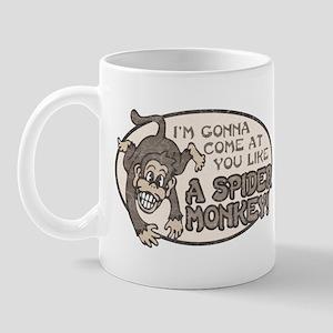 Spider Monkey [Talladega Nigh Mug